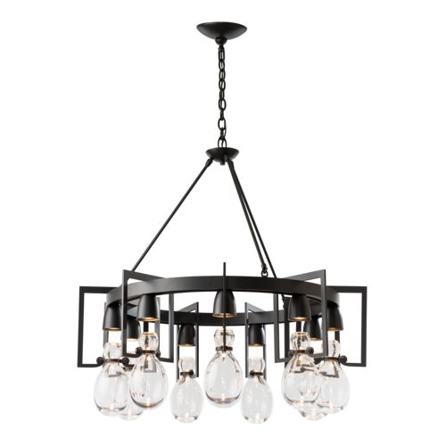 Product Detail: Apothecary Circular Chandelier
