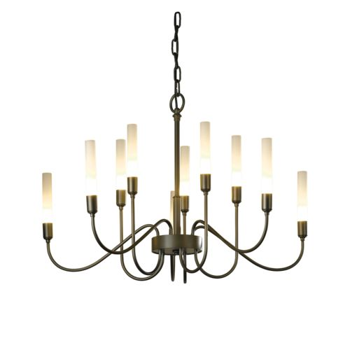 Product Detail: Lisse 10 Arm Chandelier