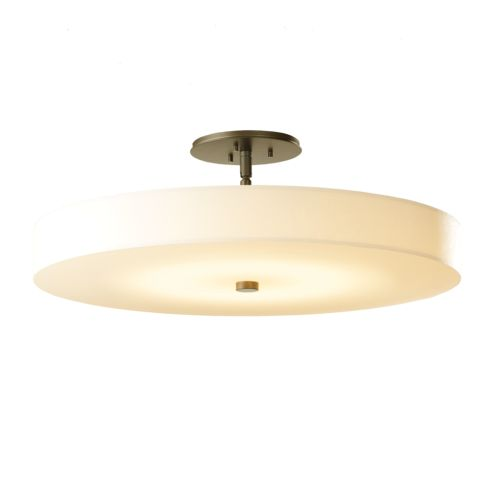 Product Detail: Disq Large LED Semi-Flush