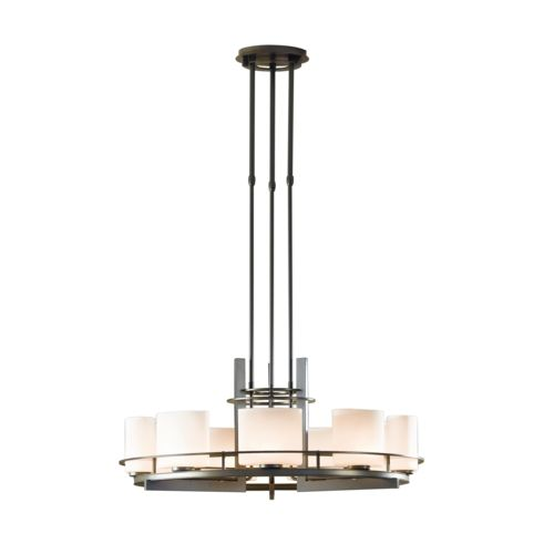 Product Detail: Ellipse 9 Light Pendant