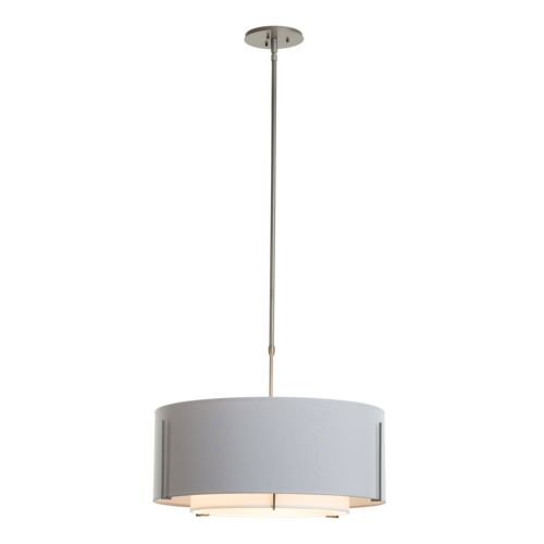 Product Detail: Exos Double Shade Pendant