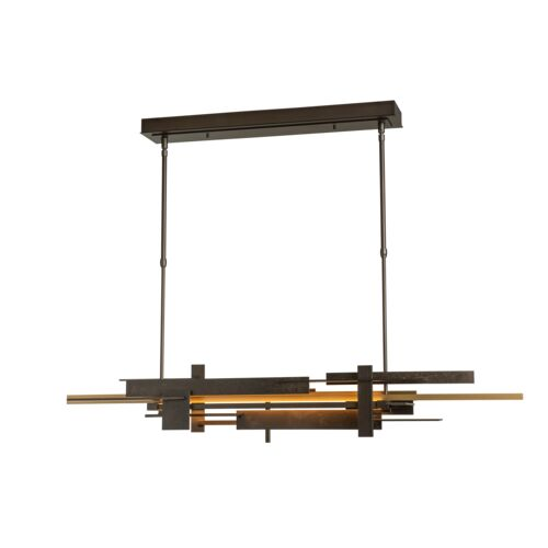 Product Detail: Planar LED Pendant with Accent