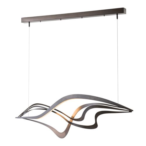 Product Detail: Crossing Waves LED Pendant