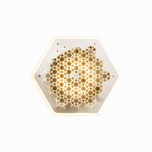 Product Detail: Tesselation LED Sconce