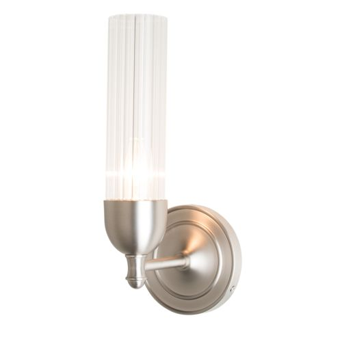Product Detail: Fluted 1 Light Sconce