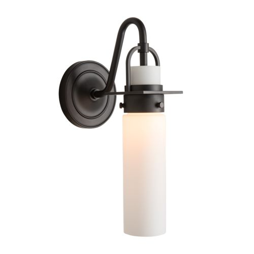Product Detail: Castleton 1-Light Cylinder Sconce