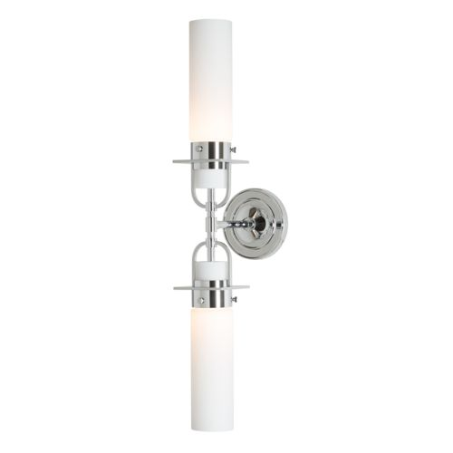 Product Detail: Castleton Double 2-Light Cylinder Sconce
