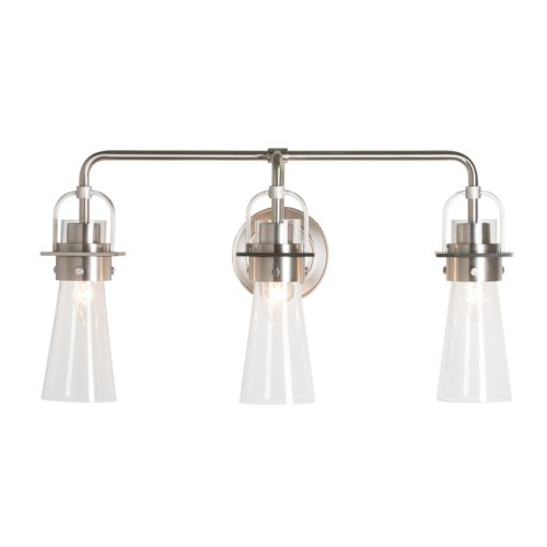 Product Detail: Castleton 3-Light Tapered Sconce