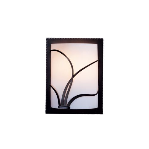Product Detail: Forged Reeds Sconce