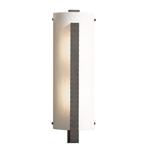 Product Detail: Forged Vertical Bar Large Sconce