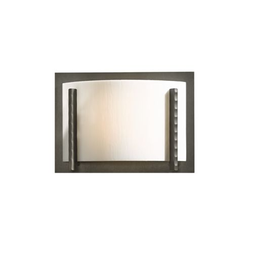 Product Detail: Forged Vertical Bars Sconce
