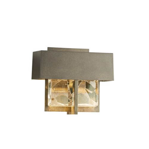 Product Detail: Shard Small LED Outdoor Sconce