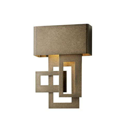 Product Detail: Collage Small LED Outdoor Sconce