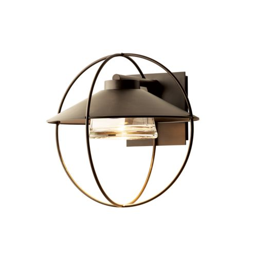 Product Detail: Halo Small Outdoor Sconce