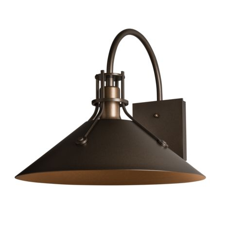 Product Detail: Henry Large Dark Sky Friendly Outdoor Sconce
