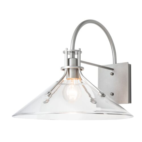 Product Detail: Henry Outdoor Sconce with Glass Medium