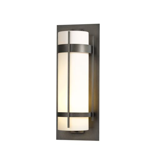 Banded Extra Large Outdoor Sconce Hubbardton Forge