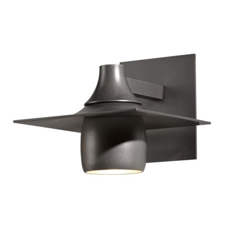 Product Detail: Hood Dark Sky Outdoor Sconce