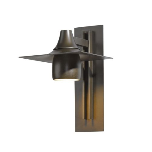 Product Detail: Hood Large Dark Sky Outdoor Sconce