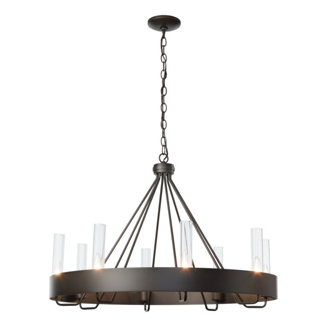 Product Detail: Banded Ring Chandelier