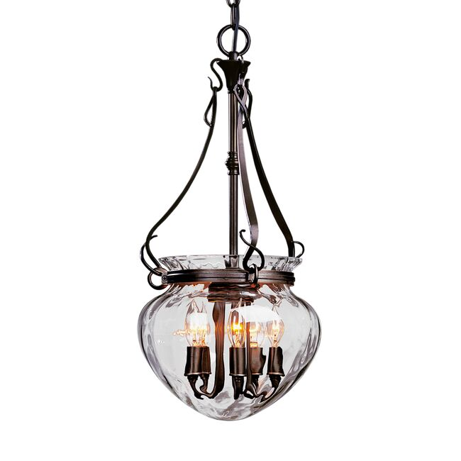 Product Detail: Acharn Small Foyer Pendant