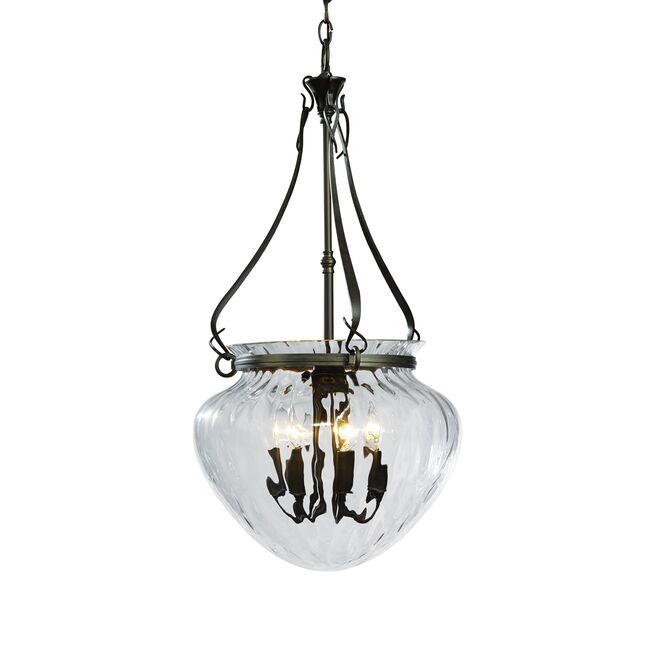 Product Detail: Acharn Large Foyer Pendant