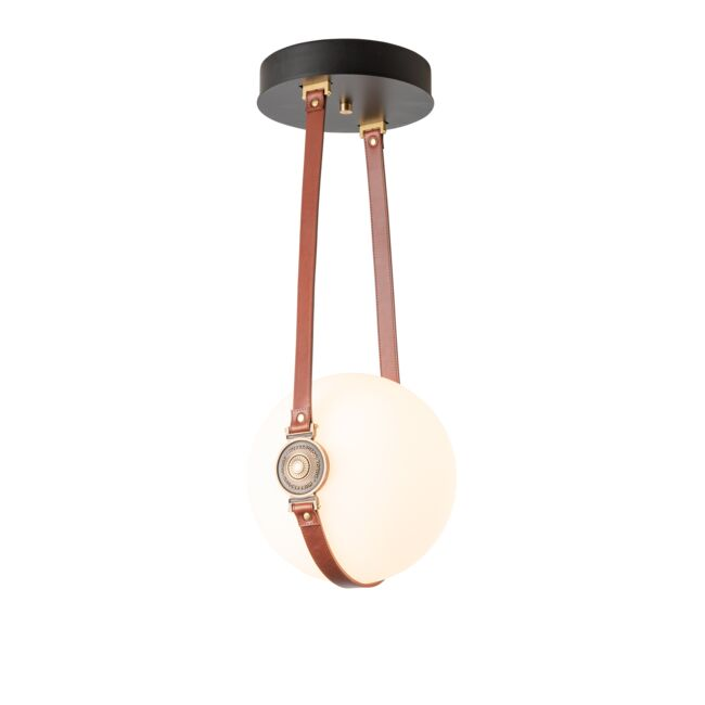 Product Detail: Derby Small Semi-Flush