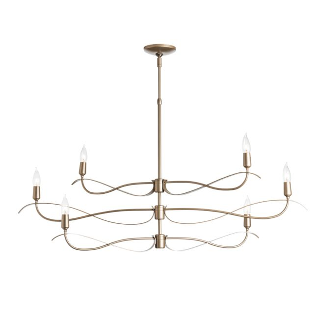 Product Detail: Willow 6-Light Small Pendant
