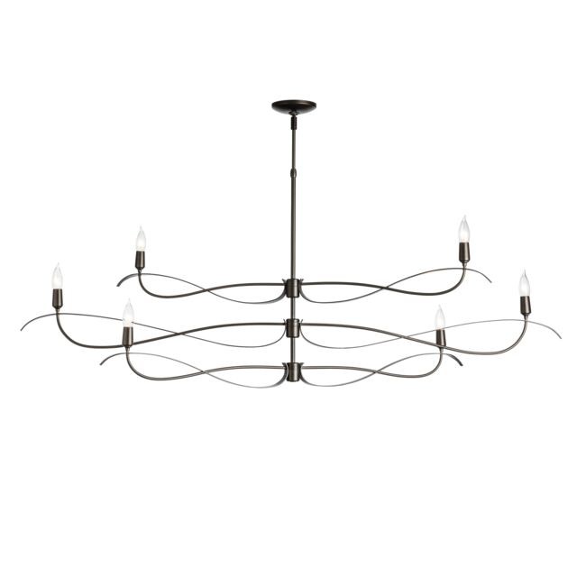 Product Detail: Willow 6-Light Large Pendant