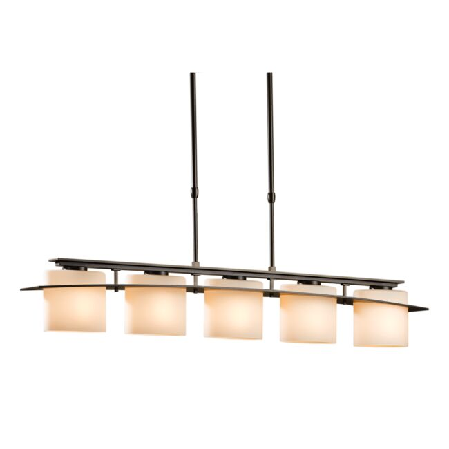 Product Detail: Arc Ellipse 5 Light Pendant