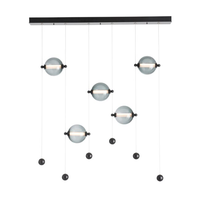 Product Detail: Abacus 5-Light LED Pendant