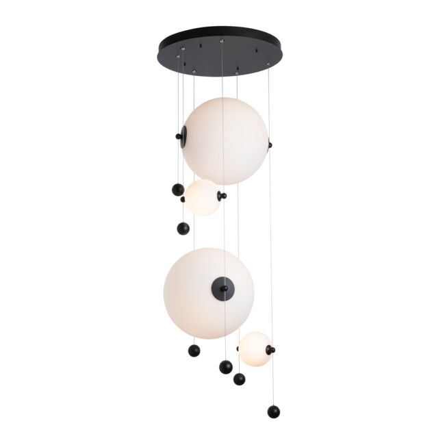 Product Detail: Abacus Round LED Pendant