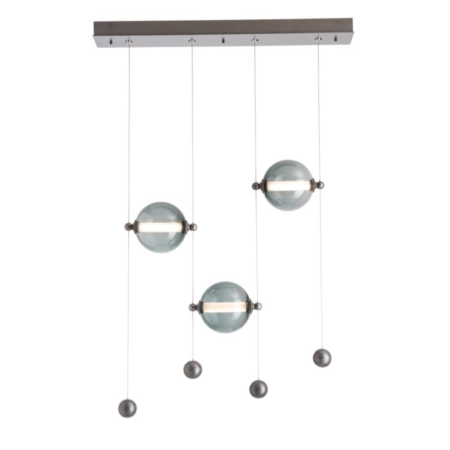 Product Detail: Abacus 3-Light LED Pendant