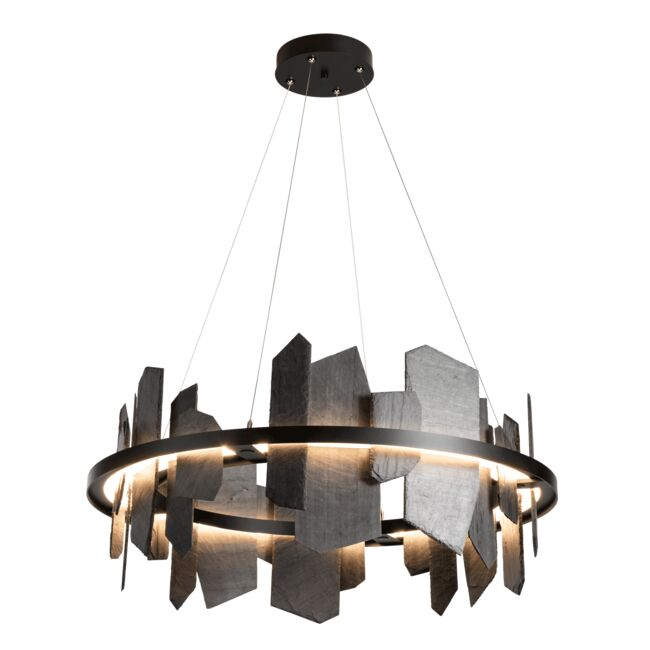 Product Detail: Ardesia Circular LED Pendant