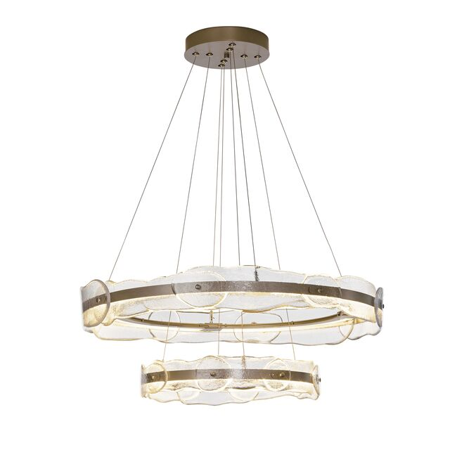 Product Detail: Solstice LED Tiered Pendant