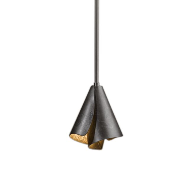 Product Detail: Mobius Steel Shade Mini Pendant