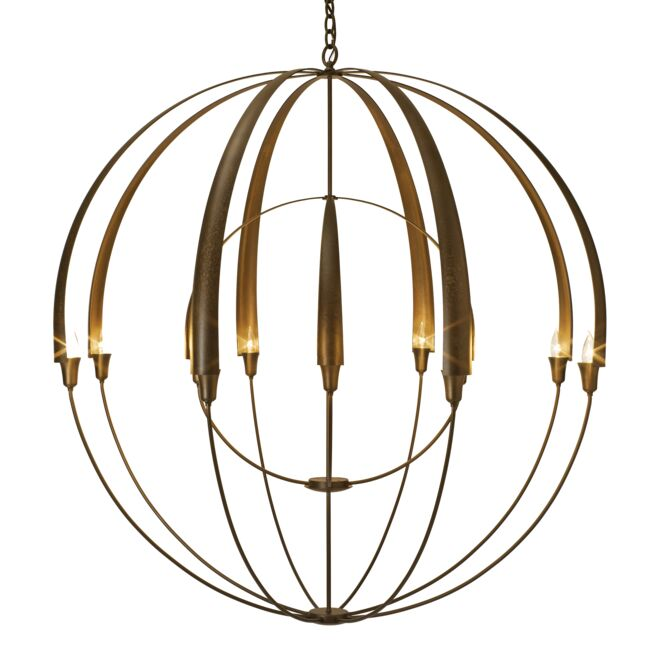 Product Detail: Double Cirque Large Scale Chandelier