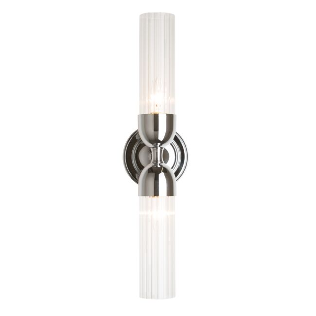 Product Detail: Fluted 2 Light Sconce