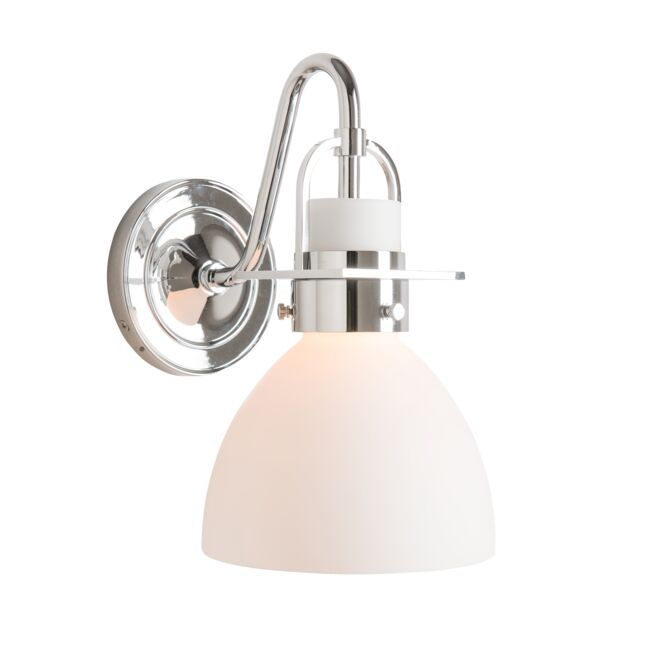 Product Detail: Castleton 1 Light Domed Sconce