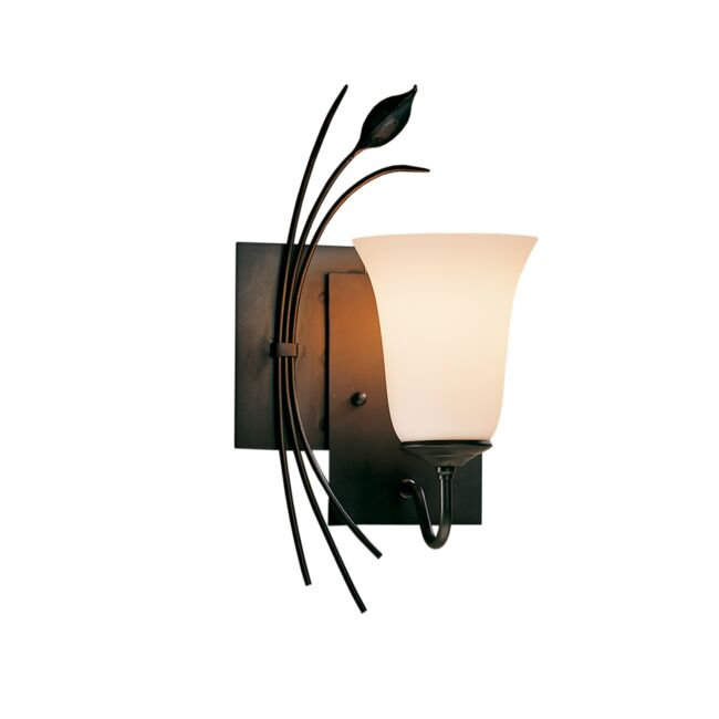Product Detail: Forged Leaf Sconce
