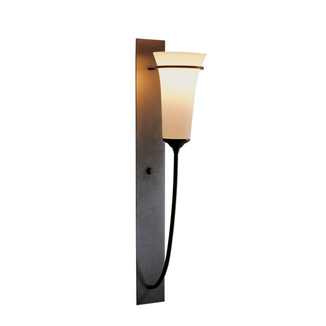 Product Detail: Banded Wall Torch Sconce