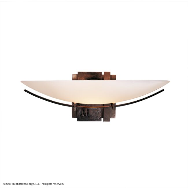 Product Detail: Oval Impressions Sconce