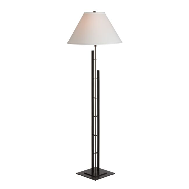Product Detail: Metra Double Floor Lamp