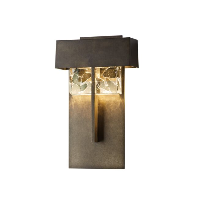 Product Detail: Shard Large LED Outdoor Sconce
