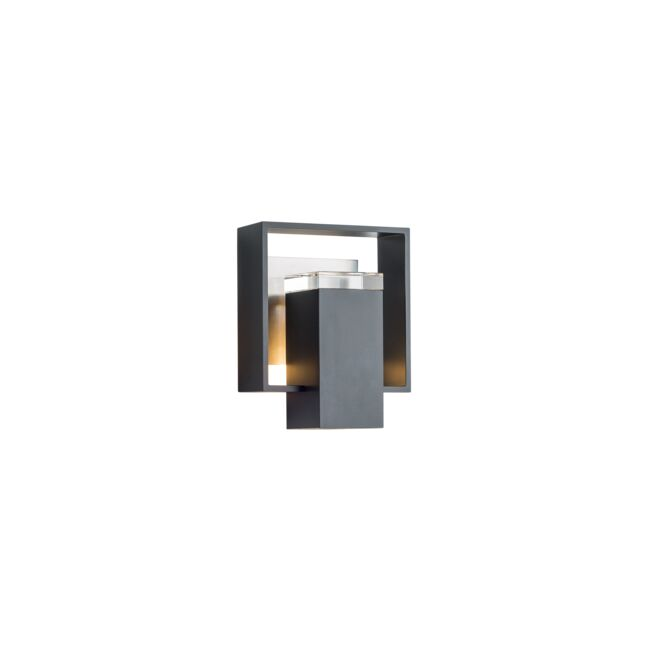 Product Detail: Shadow Box Small Outdoor Sconce