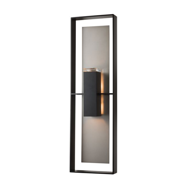 Product Detail: Shadow Box Tall Outdoor Sconce