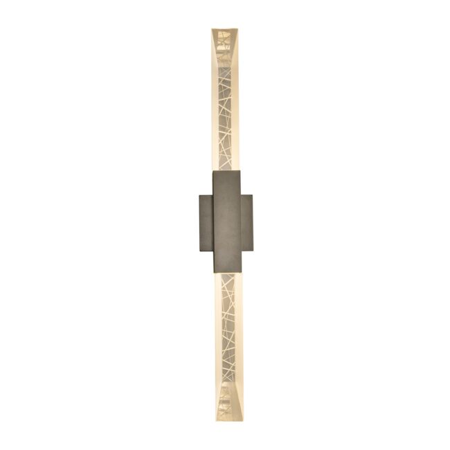 Product Detail: Refraction Large Outdoor Sconce
