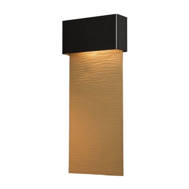 Product Detail: Stratum Large Dark Sky Friendly LED Outdoor Sconce