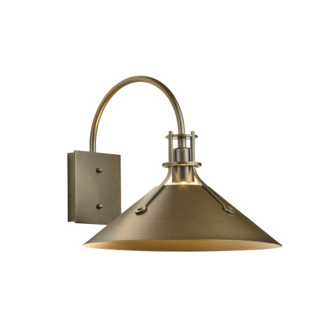 Product Detail: Henry Large Outdoor Sconce