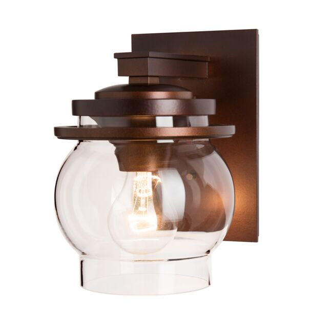 Product Detail: Bay Small Outdoor Sconce